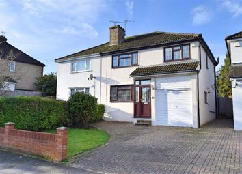 Thumbnail 4 bedroom semi-detached house for sale in Weavers Lane, Sevenoaks