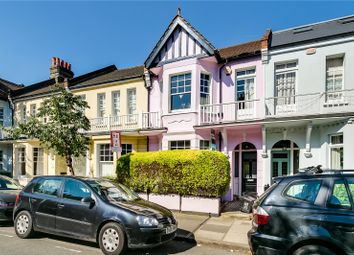 Thumbnail 3 bed terraced house for sale in Thornton Road, East Sheen, London