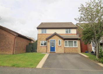 Thumbnail 4 bed detached house for sale in Priory Court, Bryncoch, Neath
