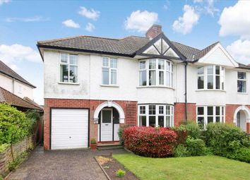 Thumbnail 3 bedroom semi-detached house for sale in Main Road, Kesgrave, Ipswich