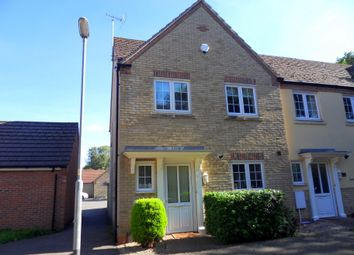 Thumbnail 3 bed end terrace house for sale in Tycho Close, Sutton Bridge, Spalding, Lincolnshire