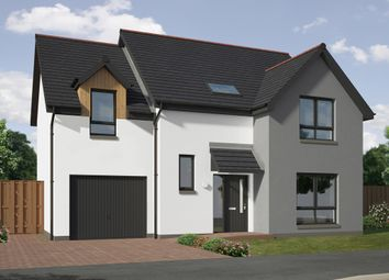 Thumbnail 4 bed detached house for sale in Croll Gardens, Bertha Park, Perth, Perthshire