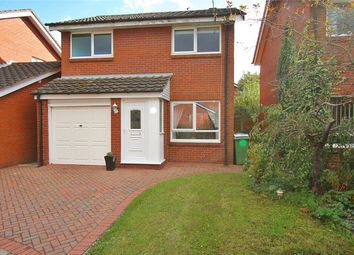 Thumbnail 3 bed detached house for sale in Havisham Close, Birchwood, Cheshire