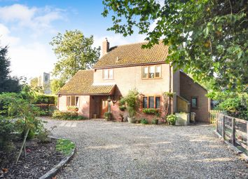 Thumbnail 3 bedroom detached house for sale in Plane Tree House, Rushford, Thetford