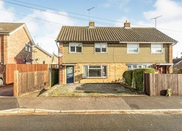Thumbnail 2 bed semi-detached house for sale in Edinburgh Way, Banbury, Oxfordshire