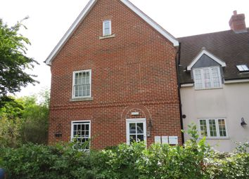 Thumbnail 1 bed flat for sale in Library Mews, Rendlesham, Woodbridge
