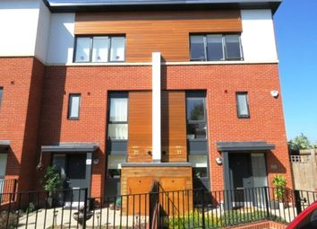 Thumbnail 3 bed end terrace house for sale in Gulderose Road, Romford