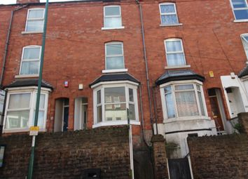 Thumbnail 4 bedroom terraced house to rent in Nottingham Road, New Basford