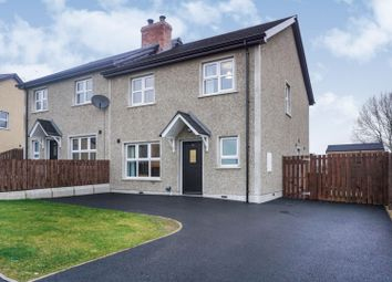 Thumbnail 3 bed semi-detached house for sale in Derrywinnin Heights, Dungannon