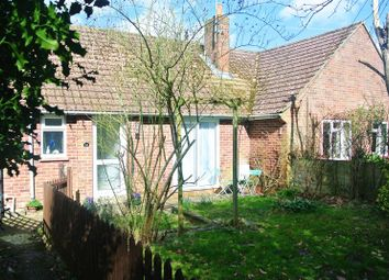 Thumbnail 1 bed bungalow for sale in Goddards Close, Sherfield-On-Loddon, Hook