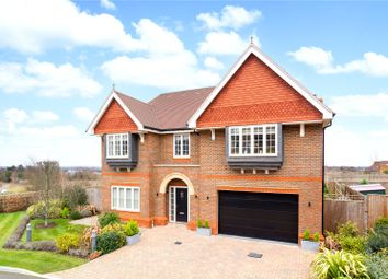 Thumbnail 5 bed detached house for sale in Priest Hill Close, Epsom, Surrey