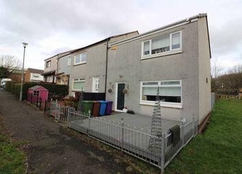 Thumbnail 2 bedroom end terrace house for sale in Muirhead Gardens, Baillieston