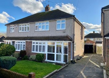Thumbnail 3 bed semi-detached house for sale in Helmsdale Road, Romford
