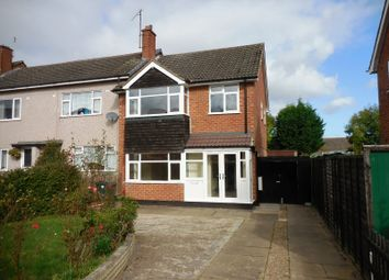 Thumbnail 3 bed semi-detached house for sale in Handsworth Crescent, Eastern Green, Coventry