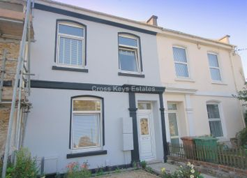 Thumbnail 1 bed flat for sale in St. Levan Road, Plymouth
