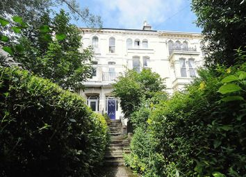 Thumbnail 2 bedroom flat for sale in Connaught Avenue, Mutley, Plymouth