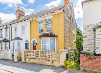 Thumbnail 4 bed end terrace house for sale in Weston Road, Strood