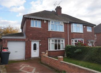 Thumbnail 3 bed semi-detached house for sale in Danum Drive, Rotherham