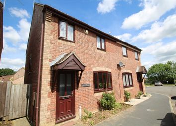 Thumbnail 3 bed semi-detached house for sale in Spencer Way, Stowmarket, Suffolk