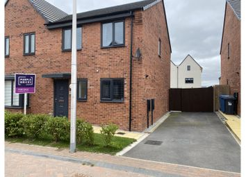 3 bed semi-detached house for sale in Angel Place, Hull HU7