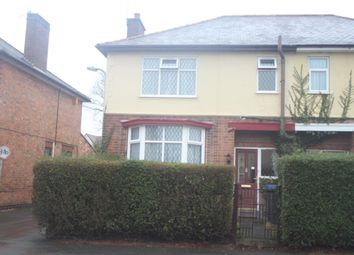 Thumbnail 3 bed semi-detached house for sale in Priesthills Road, Hinckley