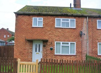 Thumbnail 3 bed end terrace house for sale in Edinburgh Crescent, Bourne, Lincolnshire