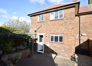 Thumbnail 2 bed end terrace house to rent in Mickleham Close, Orpington, Kent
