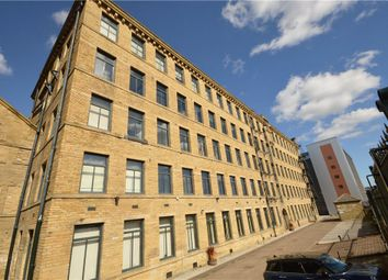 Thumbnail 1 bedroom flat for sale in Apartment 28, Old Mill, Salts Mill Road, Shipley, West Yorkshire