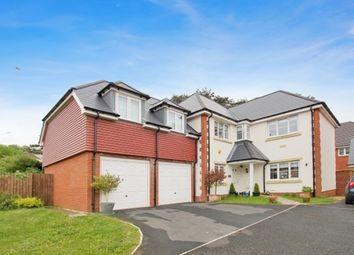 Thumbnail 5 bed detached house for sale in 12, Llys Fedw, Coity, Bridgend, Bridgend