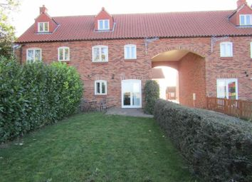 Thumbnail 4 bed end terrace house for sale in Main Street, West Stockwith, Doncaster