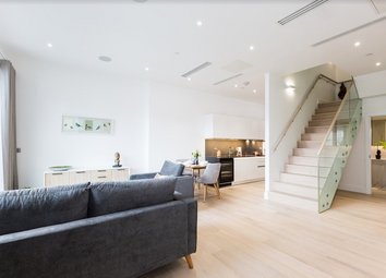 Thumbnail 4 bed flat to rent in Central Avenue, Fulham, London