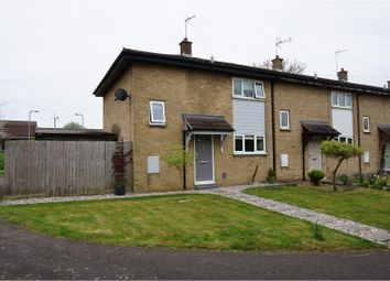 Thumbnail 2 bed end terrace house for sale in Astley Walk, Southam