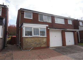 Thumbnail 3 bed semi-detached house for sale in Ashdene Rise, Oldham