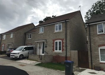 Thumbnail 4 bed link-detached house to rent in Mill View, Swindon