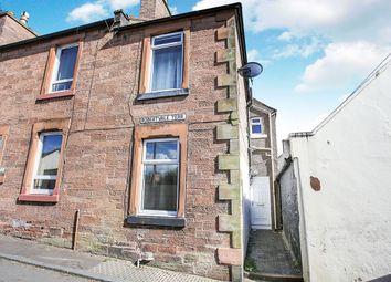 2 bed terraced house for sale in Robertvale Terrace, Dumfries DG1