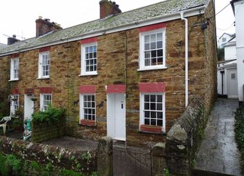 Thumbnail 3 bed end terrace house for sale in Fore Street, Polruan, Fowey