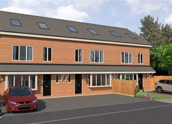 Thumbnail 4 bed town house for sale in Morris Meadow, Whitefield, Manchester
