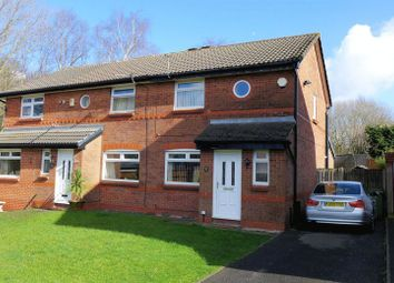 Thumbnail 2 bed semi-detached house for sale in Ashby Close, Farnworth, Bolton