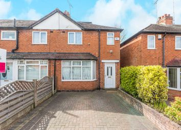 Thumbnail 2 bedroom end terrace house for sale in Dyas Avenue, Great Barr, Birmingham