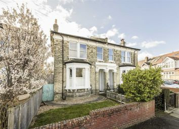 Thumbnail 3 bed flat for sale in Dornton Road, London