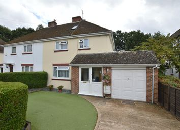 Thumbnail 3 bedroom semi-detached house for sale in Copsleigh Avenue, Redhill