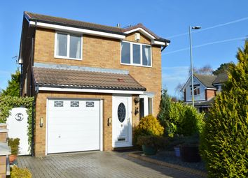 Thumbnail 3 bed detached house for sale in Southwood, Coulby Newham, Middlesbrough