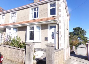 Thumbnail 3 bed semi-detached house to rent in Vernon Villas, St. Blazey Gate, Par