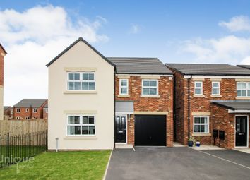 Thumbnail 4 bed detached house for sale in Kershaw Close, Lytham St. Annes