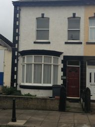 Thumbnail 5 bedroom terraced house to rent in Fairhurst Street, Blackpool