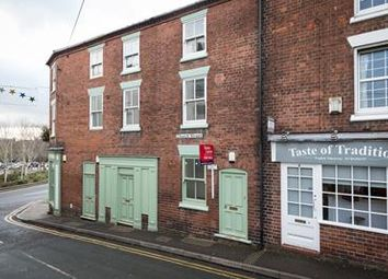 Thumbnail Commercial property to let in Flat 1A, 1 High Street, Stone