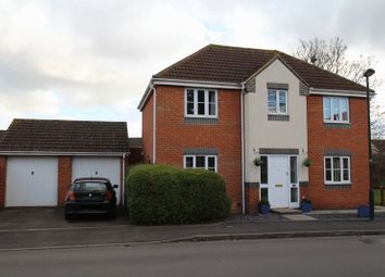 Thumbnail 4 bed detached house for sale in Winton Road, St Margaret's Chase, Swindon