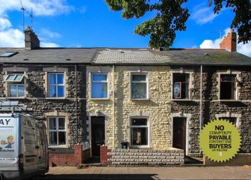 Thumbnail 4 bed terraced house for sale in Sapphire Street, Roath, Cardiff