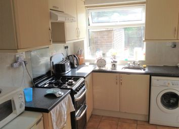 Thumbnail 5 bed terraced house to rent in Roman Way, Edgbaston. Birmingham
