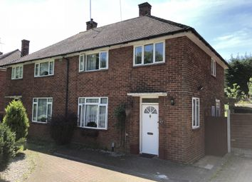 Thumbnail 3 bed semi-detached house to rent in Sheffield Drive, Romford
